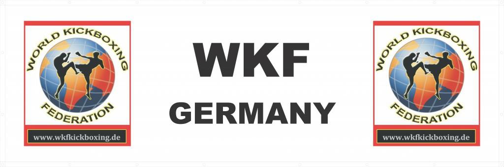 WKF GERMANY banner